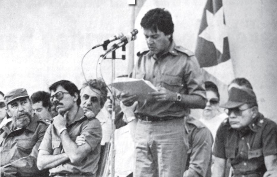 La división y la unidad del FSLN en los años 70