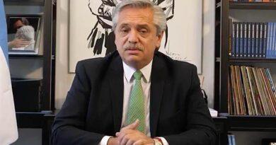 Oposición argentina critica abstención de Alberto Fernández sobre situación de Nicaragua
