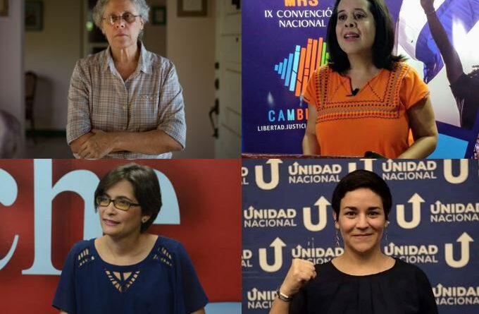 Eurodiputados de izquierda piden la liberación de Dora María Téllez, Tamara  Dávila, Suyén Barahona y Ana Margarita Vijil – La Mesa Redonda
