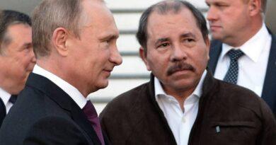 Ortega está siguiendo el ejemplo de lo que ha visto en Rusia, dice EEUU