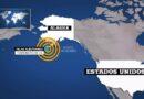 Fuerte terremoto de 8,2 grados sacude costas de Alaska