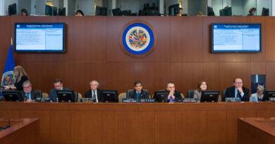 """Piden que """"situación en Nicaragua"""" sea abordada en próxima sesión del Consejo Permanente de la OEA"""