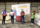 15 empresas donan más de C$1,200,000 en alimentos  para los nicaragüenses más necesitados